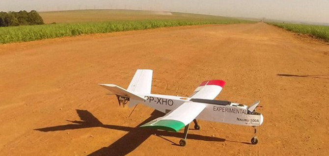 Drone to scan for ancient Amazonia