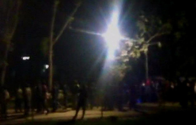 30 injured in BCL clash at DU