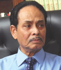 Ershad sued for 'not submitting' polls expenses