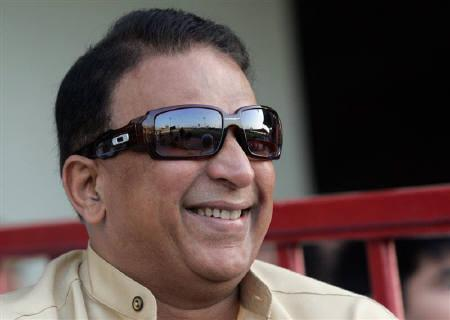 Sunil Gavaskar. Photo: Reuters