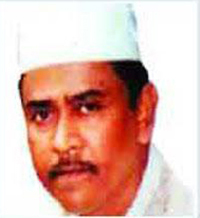 Hasmat Ali Hasu. Photo courtesy: Prothom Alo