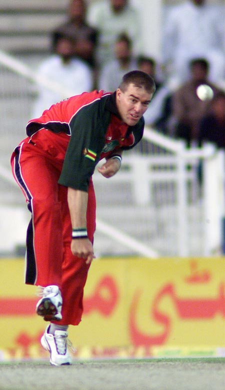 Heath Streak. Photo: Cricinfo