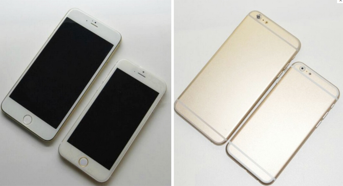 Sapphire displays, metal chassis and iOS 8 on the way