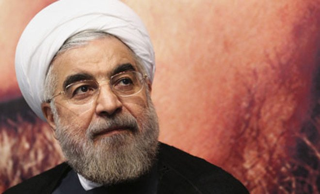 Hassan Rohani. File photo