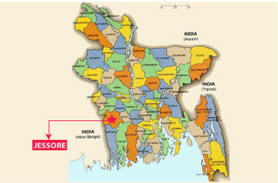 Drug peddler killed in Jessore 'gunfight'