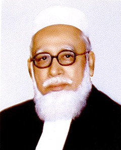 Retired judge Siddiqur Rahman Miah. Star file photo