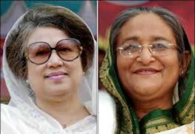 khaleda-greets-hasina-as-al-chief-not-pm