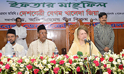 Hold talks or face dire consequence: Khaleda