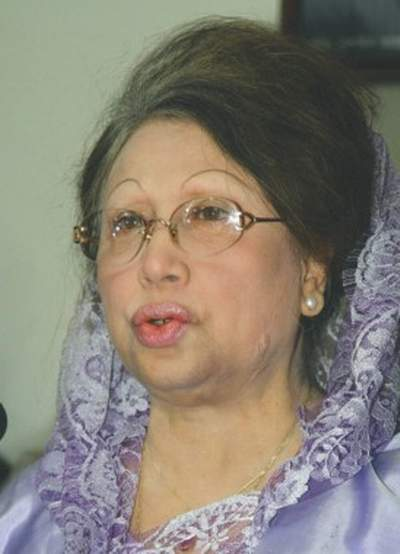 Khaleda to address Munshiganj rally May 28