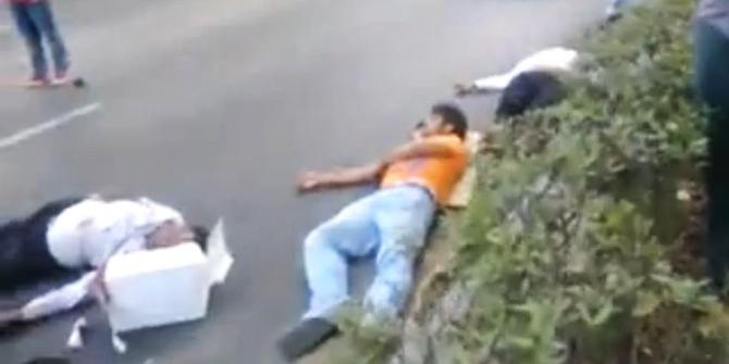 5 Bangladeshi workers killed in KSA road crash