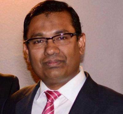 Tarique's adviser held in London
