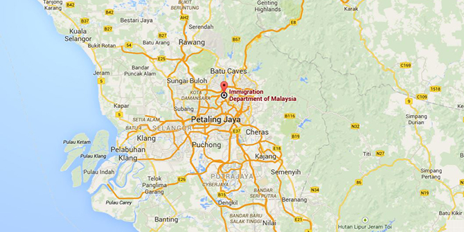 Malaysian officers charged with Bangladeshi murder