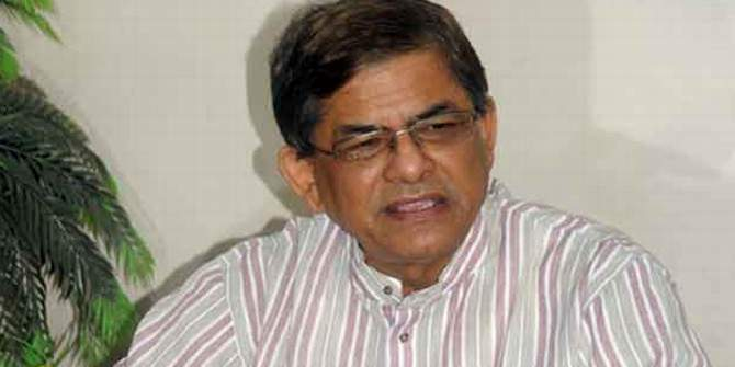 Mirza Fakhrul Islam Alamgir. Photo: Star/File