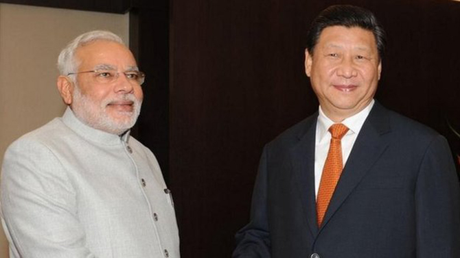 India, China pledge to boost ties