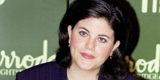 an analysis of the lewinsky affair