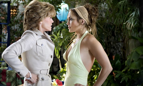 A scene from 2005 film Monster-in-Law starring Jennifer Lopez.