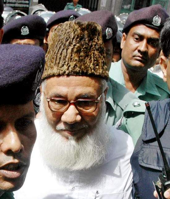 Motiur Rahman Nizami. Star file photo