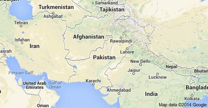 Pakistan strikes 'kill 15 militants'
