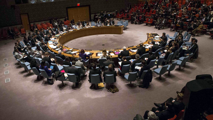 UN Security Council rejects Palestinian resolution