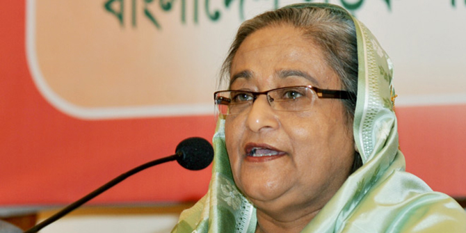 Prime Minister Sheikh Hasina. Photo: Star file