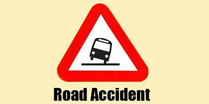 Road crashes kill 6 in 3 dists