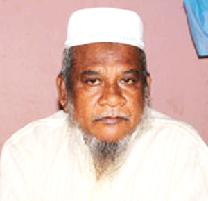 Shahidul Islam. Photo courtesy: Prothom Alo