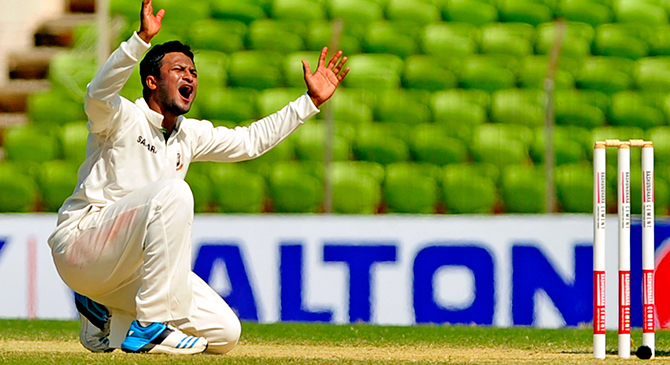 Shakib's foreign league ban to go 'soon'