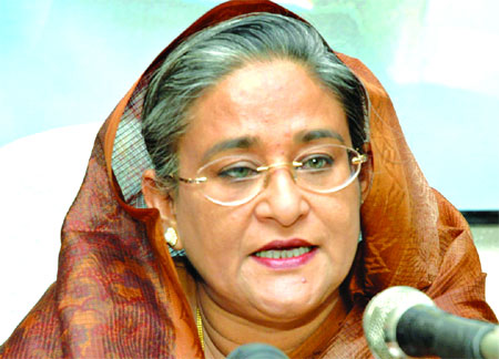 Prime Minister Sheikh Hasina. Star file photo