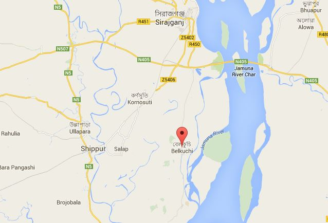 2 Sirajganj kids hurt in crude bomb blast