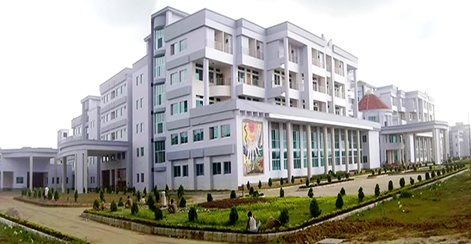 Shaheed Ziaur Rahman Medical College and Hospital