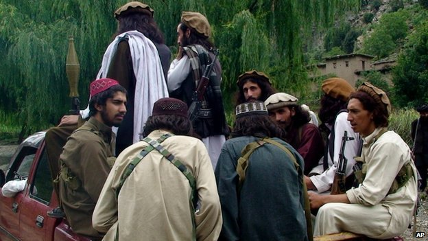 Pakistan Taliban vow support for IS