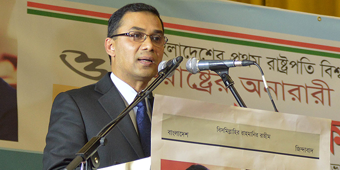 hasina-out-to-portray-bangladesh-as-a-militant-state-tarique