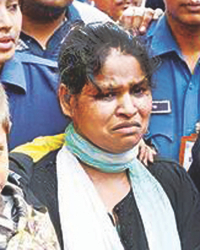 Tazreen chairperson sent to jail