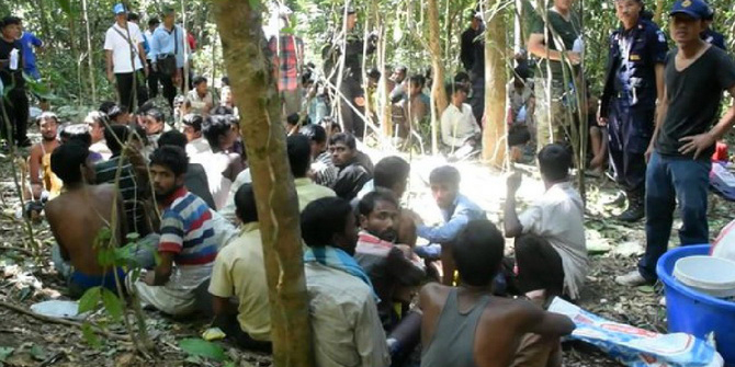 Dhaka to start verifying its nationals in Thai prison Oct 28
