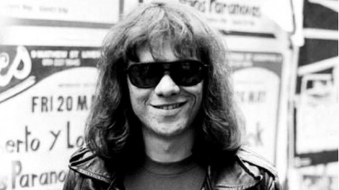 The photo of  Tommy Ramone has been taken from BBC Online