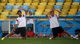 Injured Khedira out, Kramer in