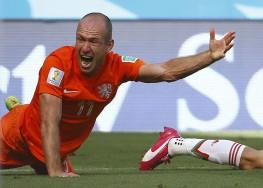 The Falling Dutchman–Arjen Robben's best performances