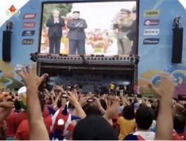 NKorea makes World Cup final!
