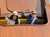 London lawyer weds Clooney