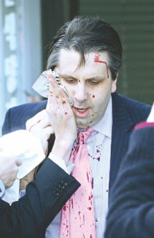 US envoy attacked in Seoul