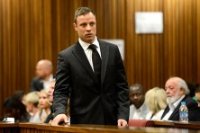 Oscar Pistorius jailed for 5yrs