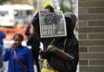 Ebola reaches NY