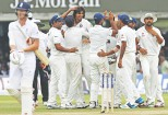 Ishant brings Lord's win