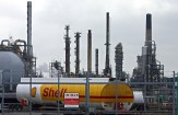 Shell announces profit fall on sliding oil prices
