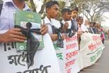 Lift blockade, hartal during SSC exams