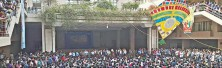 Should university students protest against classes during hartal?