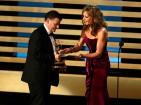 Sherlock in triple Emmy awards win