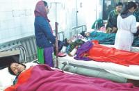 3 policewomen killed in city road crash
