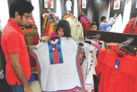 Baishakhi sales cheer boutiques, retailers