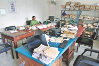 Post-Eid presence at offices thin in capital
